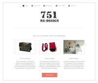 website 751 Re-Design