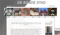 website De Ronde Stad - training en coaching